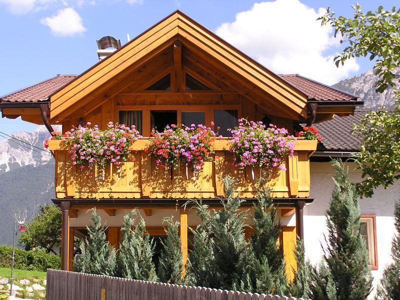 Niedrigenergie Haus Artho Appartement/Fewo, Dusche oder Bad, WC, Balkon