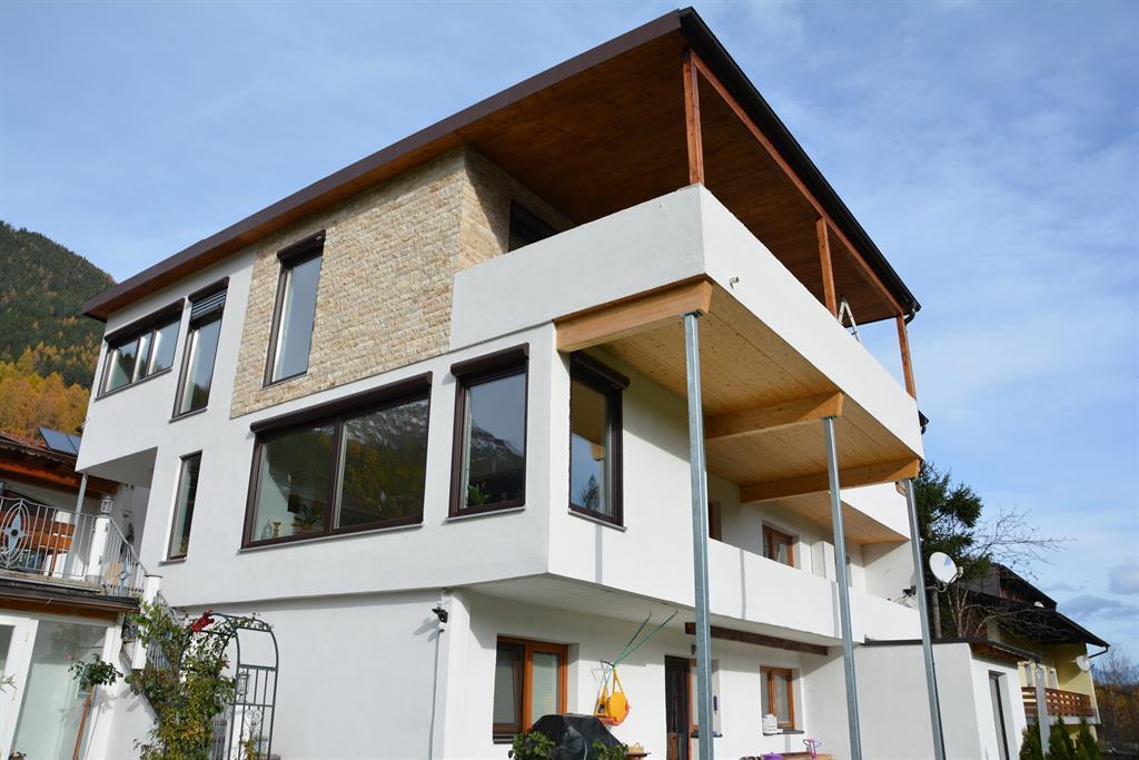 Ferienwohnungen Unterluimes Wohnung Gletscherblick 60m2