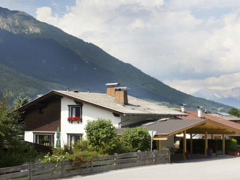 Appartements Zinner-Pale Appartement Gletscherblick
