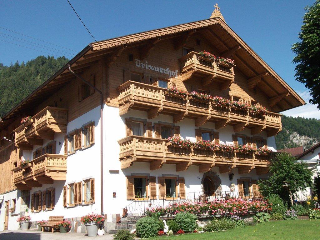 Vital-Bauernhof Brixnerhof Ferienwohnung TALBLICK
